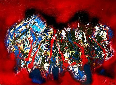 Red Rock 2 by Paul Freidin