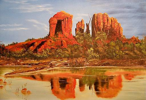 Red Rock by Patrick Trotter