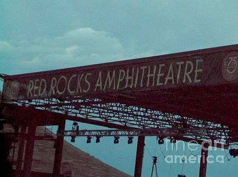 Red Rocks Amphitheatre by Kelly Awad
