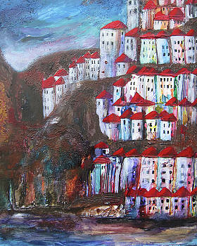 Red Roofs by Cid