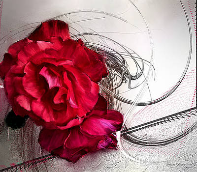 Red Roses by Susan Kinney
