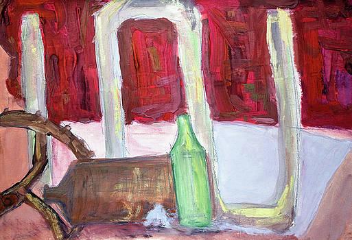 Red rust by Aleksandr Volkov