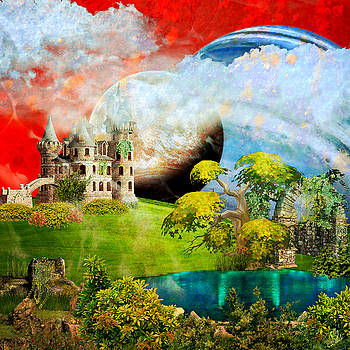 Red Sky Dreams by Ally  White