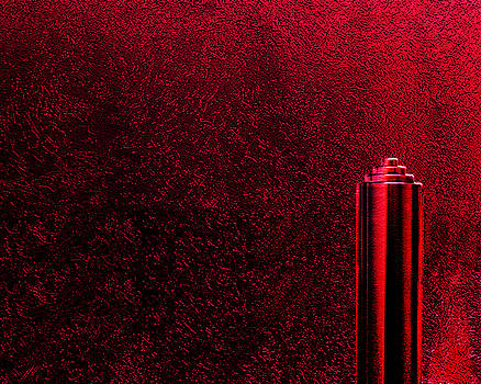 Red Skyscraper by Adriano Pecchio