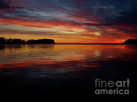 Red Water by Trena Mara