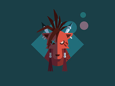 Red XIII by Michael Myers