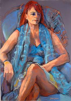 Redhead by Joan  Jones
