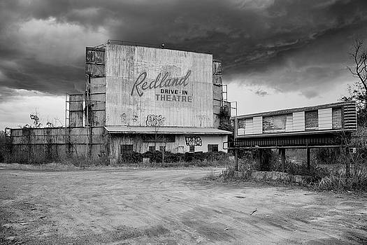 Redland Drive In by Steven Michael
