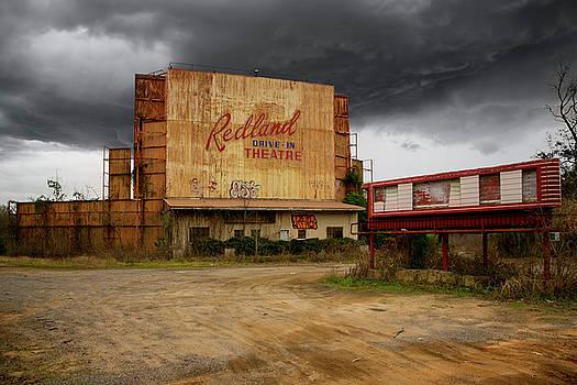 Redland Drive In Theatre by Steven Michael
