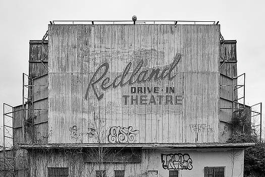 Redland Texas Drive In by Steven Michael