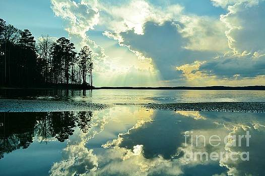 Reflected Bliss by Kelly Nowak