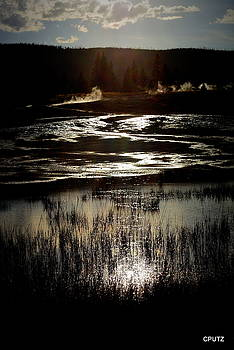Reflected Sunset by Carrie Putz