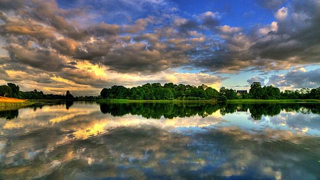 Reflecting on the Past by Kim Shatwell-Irishphotographer