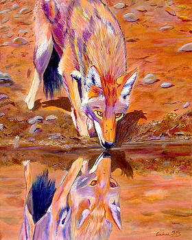 Reflection by Andrea Folts