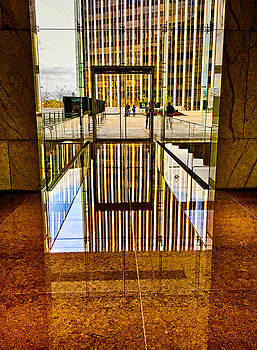 Reflection Doorway by Joseph Hollingsworth