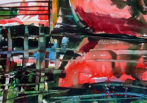Reflection by JULES Buffington