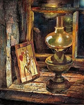 Reflection by Zia Art