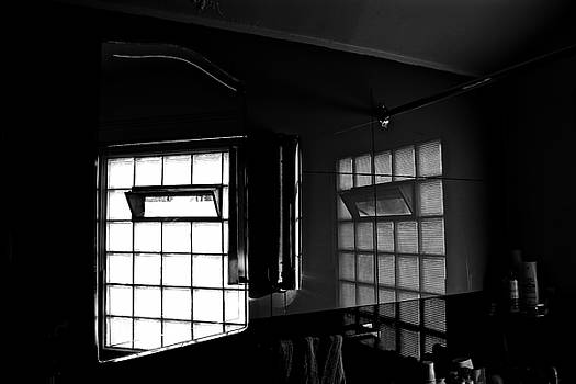 Reflections Noir  by Brian Sereda