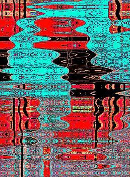 Reflections number 1 by Teodoro De La Santa