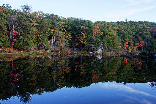 Reflections of Autumn by Jeff Severson