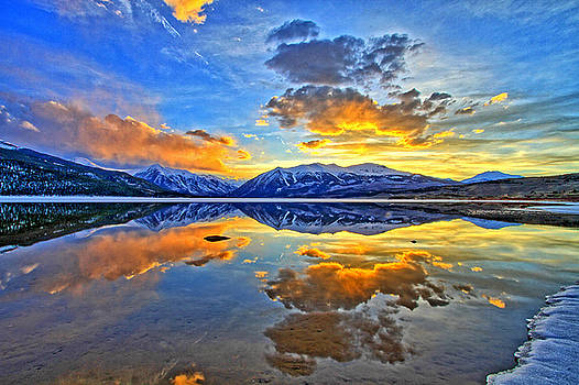 Reflections of Light by Scott Mahon