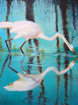 Reflections of Nature by Anne Dentler