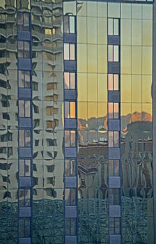 Reflections of Vegas by Sue Houston