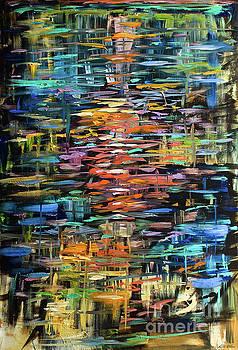 Reflections Rain by Linda Olsen