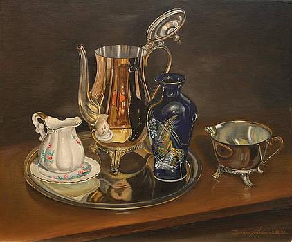 Reflections by Rosencruz  Sumera