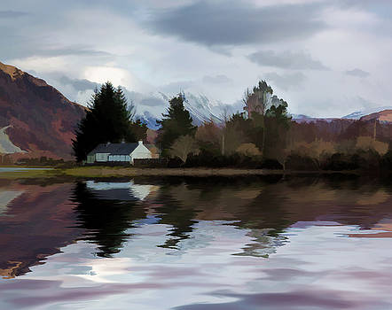Reflections Scotland by Lynn Bolt
