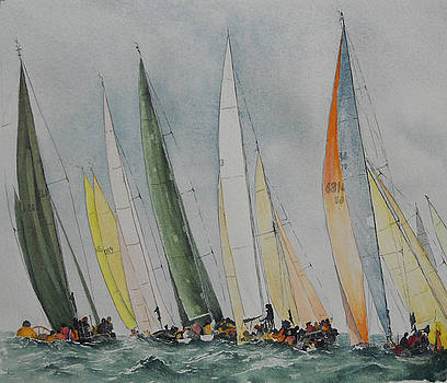 Regatta by Carol McLagan