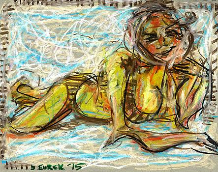 Relaxing Kate by Drew Eurek