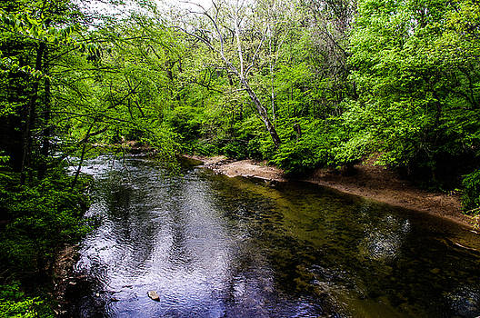 Relaxing stream by Gerald Kloss