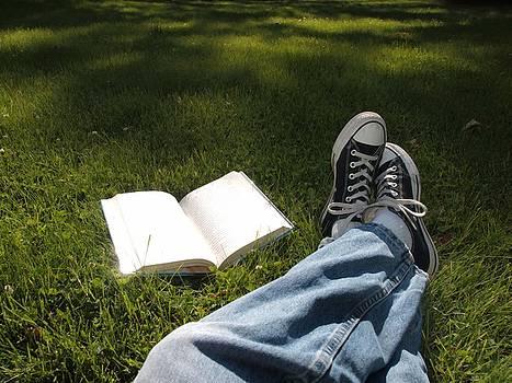 Relaxing by Valerie Morrison