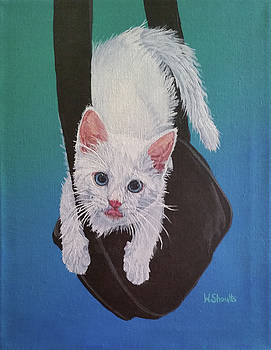 Rembrandt Justa Swingin by Wendy Shoults