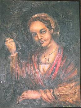 Rembrandt by Prasida Yerra