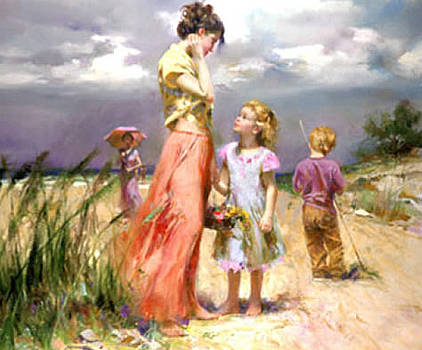Remember When - sold out from publisher by Pino Daeni