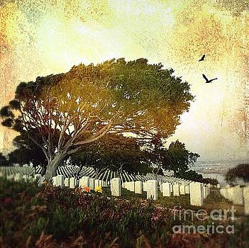 Remembering at Point Loma by Delona Seserman