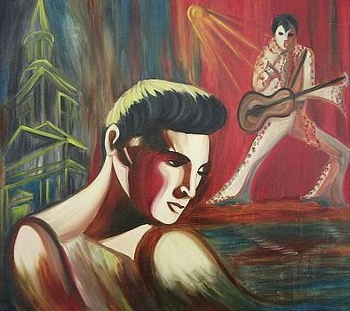 Suzanne  Marie Leclair - Remembering Elvis