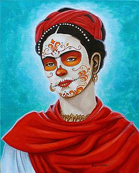 Remembering Frida by Al  Molina