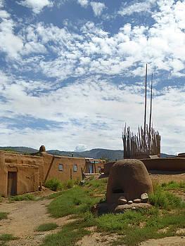 Remembering Taos by Gordon Beck