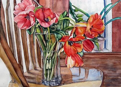 Renite by June Conte  Pryor