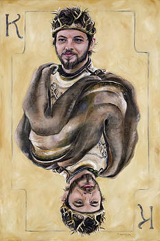 Renly Baratheon by Denise H Cooperman