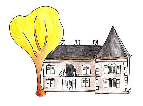 Anna Elkins - Residence Vaux