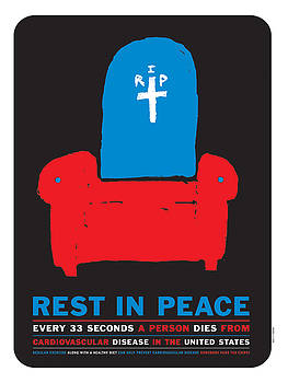 Rest in Peace by Tom Uhlein