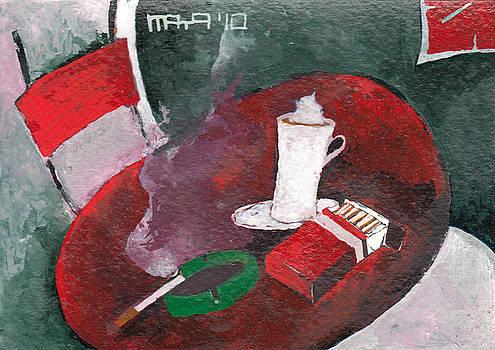 Rest by Maya Manolova