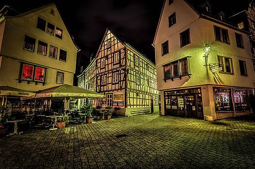 Restaurante Roseneck by David Morefield