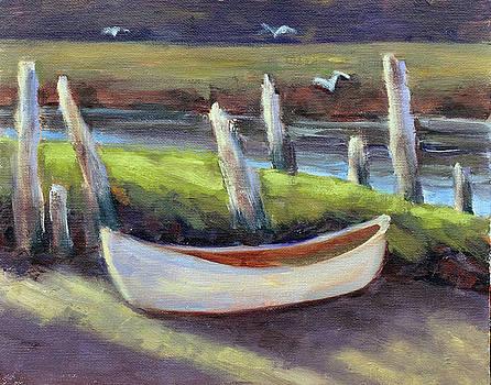 Resting by Mary Byrom