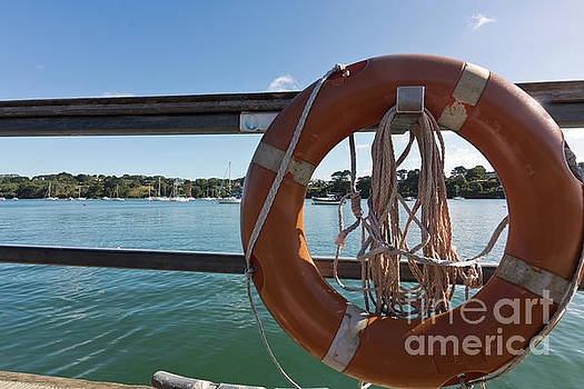 Restronguet Creek Life Saver by Terri Waters