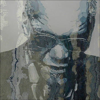 Retro / Ray Charles  by Paul Lovering